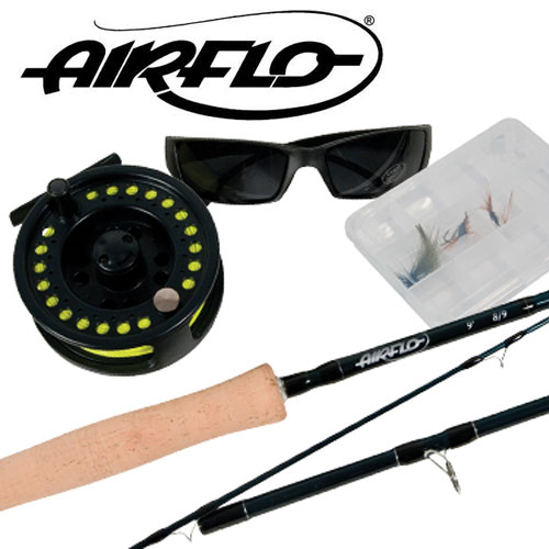 Airflo Fly Fishing Kits Perfect For The Novice