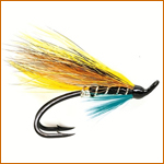 Double Hook - Salmon Flies