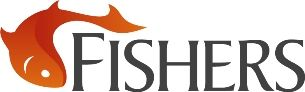 Logo for Fishers