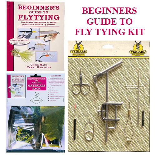 Beginners Guide To Fly Tying Basic Kit