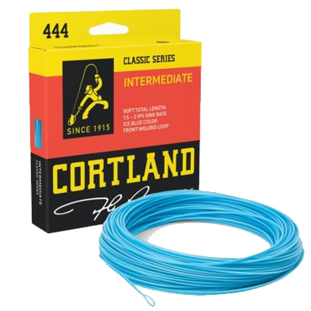 Cortland Classic 444 Blue Intermediate Fly Line