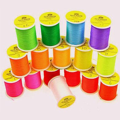 Glo Bright Floss 25 Yards