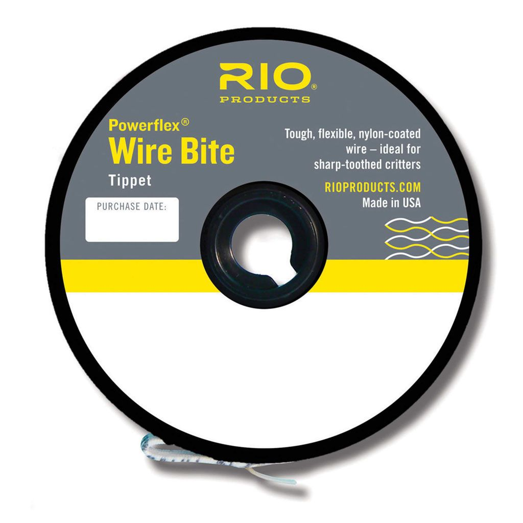 Rio Powerflex Wirebite 30lb